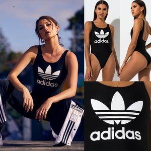 Adidas Trefoil swimsuit